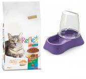 Reflex Cat Multi Colour Tavuklu Renkli Taneli Yeti...