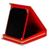Plaket Kutusu, 12x16 Albüm Kutu Kırmızı