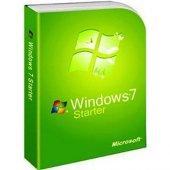 Microsoft Windows 7 Starter 32 Bit Türkçe Dvd Gjc 00111