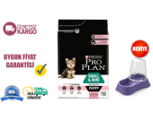 Pro Plan Puppy Small Mini Somonlu Köpek Maması 3 K...