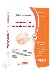 Aöf Laborant Ve Veteriner Sağlık 2. Sınıf 3. Yarıyıl Güz Dönemi Egem Yayınları