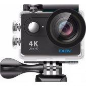 Eken H9r 4k Ultra Hd Wifi Aksiyon Kamera Siyah