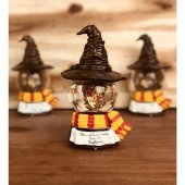 Harry Potter Müzikli Kar Küresi Gryffindor Özel Tasarım Renk Değiştiren
