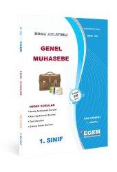 Aöf Genel Muhasebe 1. Sınıf Güz Dönemi Konu Anlatımlı Soru Kitabı Tek Egem Yayınları