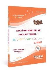 Aöf Atatürk İlkeler Ve İnkılap Tarihi I 2. Sınıf Güz Dönemi Konu Anlatımlı Soru Kitabı Tek Egem Yayınları