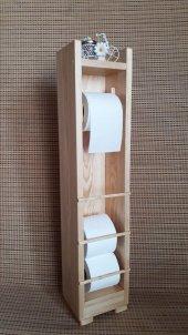 Doğal Tuvalet Kağıtlığı