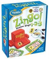 Zingo Zeka Oyunu Number (Sayılar)