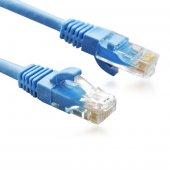 Dark 3m Cat6 Cu Awg24 7 Utp Mavı Network Kablo (Dk Cb Nt6u300bu)