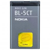 Nokia Bl 5ct 3720 5220 6303i 6303 6730 C3 01 C5 C6 Batarya Pil A