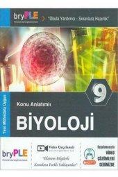 Birey Yayınları Ple 9.sınıf Biyoloji Konu Anlatımlı