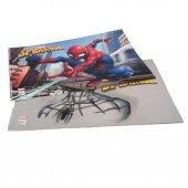 Keskin Color Spiderman 35x50 Spiralli 15 Yaprak Resim Defteri 12