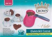 Türk Kahve Makinası Crown Hatır