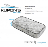 Kupons Soft Ort. Prestij Bebek Yatağı 40x80 Cm 18 Cm Yükseklik