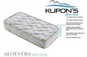Kupons Ortopedik Aloevera Bebek Yatağı 60x120 Cm 18 Cm Yükseklik