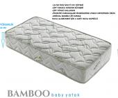 Kupons Ortopedik Bambu Bebek Yatağı 22 Cm Yükseklik 40x80 Cm