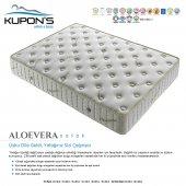 Kupons Aloevera Ortopedik Yaylı Yatak 120x200 Cm