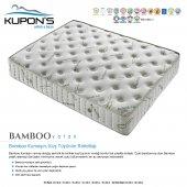 Kupons Bamboo Ortopedik Yaylı Yatak 150x200 Cm