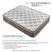 Kupons Comfort Pedli Ortopedik Yaylı Yatak 150x200 Cm