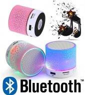 Bluetooth Hoparlor Speaker Mini Hd Ses Bombası
