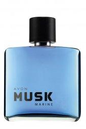 Avon Musk Marine Erkek Parfüm Edt 75 Ml.