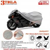 Kawasaki Kx 85 Motosiklet Koruma Örtüsü, Miflonlu, 4 Mevsim Branda