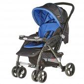 Baby2go 6023 Bigger Çift Yönlü Bebek Arabası Mavi...