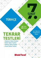 Tudem 7.sınıf Türkçe Tekrar Testleri