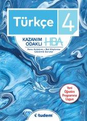 Tudem 4.sınıf Türkçe Kazanım Odaklı Hba(Konu Anlat...