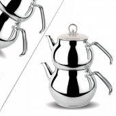 Küre Çelik Çaydanlık Takımı, Metal Kulp