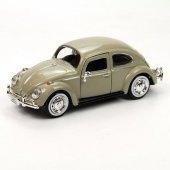Motor Max 1 24 1966 Classıc Beetle Volkswagen Type Bej