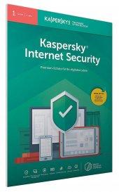 Kaspersky İnternet Security 2019 1 Pc