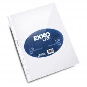 Exxo Lıte Delikli 100lü A4 Poşet Dosya