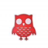 Nerox Nrx 241 Baykuş Kırmızı Ahşap Nihale