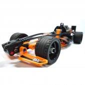 çocuk Lego 3413 Hareketli Şampiyon Yarış Arabası Lego 137 Parça