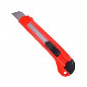 Bıon Plastik Gövdeli Maket Bıçağı No 18 Kırmızı...