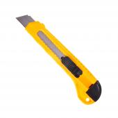 Bıon Plastik Gövdeli Maket Bıçağı No 18 Sarı...