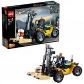 Lmt42079 Tech Ağır Hizmet Forklifti Technic 9 16 Yaş Lego 198 Pc