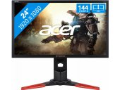 23.8 Acer Xb241yubmiprz Predator 2k 2560x1440 1ms 144hz G Sync Mm Ergonomik Siyah Monitör
