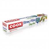 4 Adet Cook Streç Film 10 Mt (Strech Film) 10 Metre