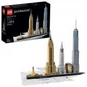 Lego Architecture New York City 21028 598 Parça
