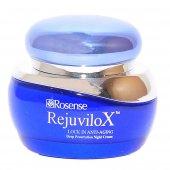 Rejuvilox Anti Aging Gece Bakım Kremi 50ml