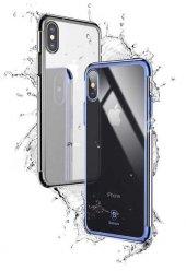 Apple İphone X Kılıf Baseus Minju Telefon Kılıfı