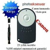 Canon Kablosuz Kumanda Remote Rc 6 + Lenspen + Kargo Bedava