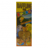 Bafflıng Ballı Kuş Krakeri 3 Lü