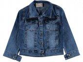 Kot Ceket Kız Çocuk 3 7 Yaş