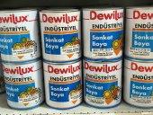 Dewilux Endüstriyel Sonkat Boya Siyah 0.75 Lt.