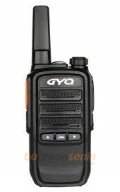 Gyq Q75 Pmr El Telsizi 15 Km Mesafeli (Tekli Paket...