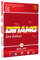 Tonguç Akademi 8. Sınıf İnkılap Tarihi Dinamo Soru Bankası
