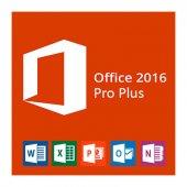 Microsoft Office Pro Plus 2016 Retail Lisans Anahtarı