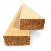 çam Ağacı 4x4 Cm Çıta, Kereste 100 Cm (2 Adet)...